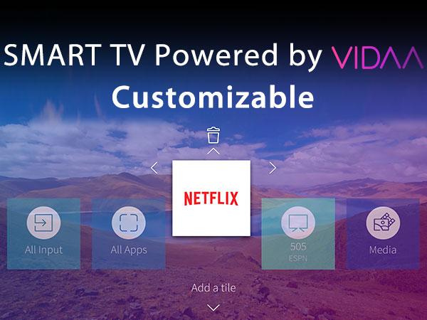Toshiba Smart HD TV Powered by VIDAA & QUICK REMOTE