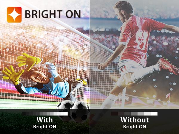 Toshiba Smart HD TV Dynamic Mode