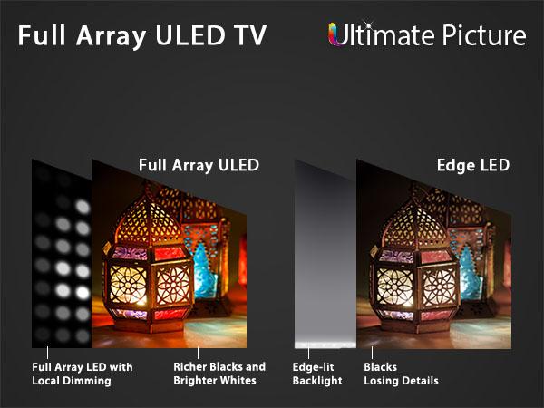 Toshiba Ultimate 4K TV Dolby Vision