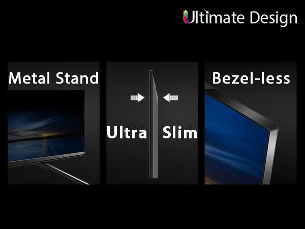 Toshiba Ultimate 4K TV Wide Color Gamut